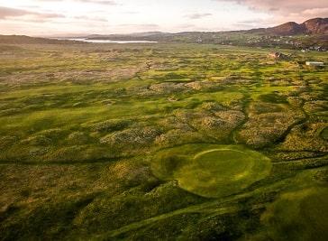 Ballyliffin Golf Club in Donegal