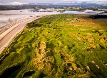 Donegal Golf Club in Donegal