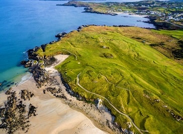 Dunfanaghy Golf Club in Donegal