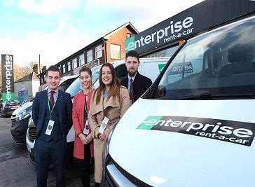 Enterprise Rent-A-Car - Letterkenny in Donegal