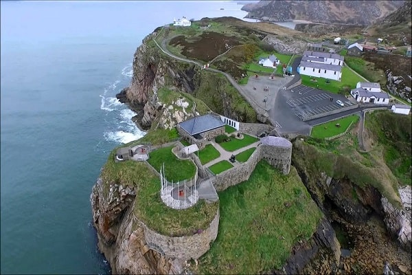 Fort Dunree in Donegal