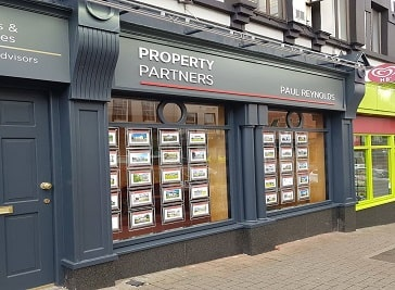 Property Partners Paul Reynolds in Donegal