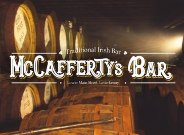 McCafferty's Bar, Letterkenny