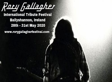 Rory Gallagher International Tribute Festival in Donegal