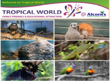 Tropical World in DOnegal