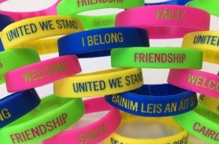 Friendship week bracelets