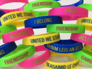 Friendship week bracelets