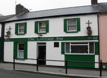 The Cottage Bar Letterkenny in Donegal