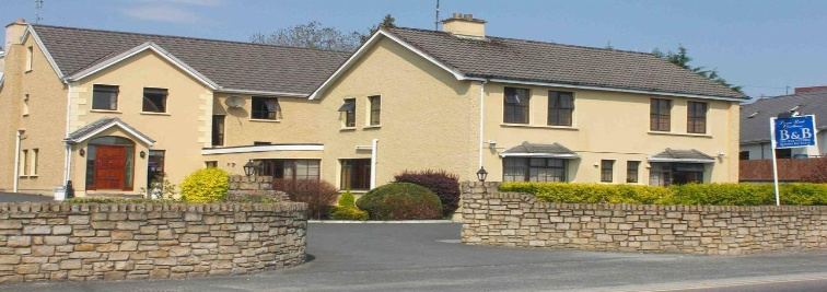 Pearse Road Guest House in Donegal